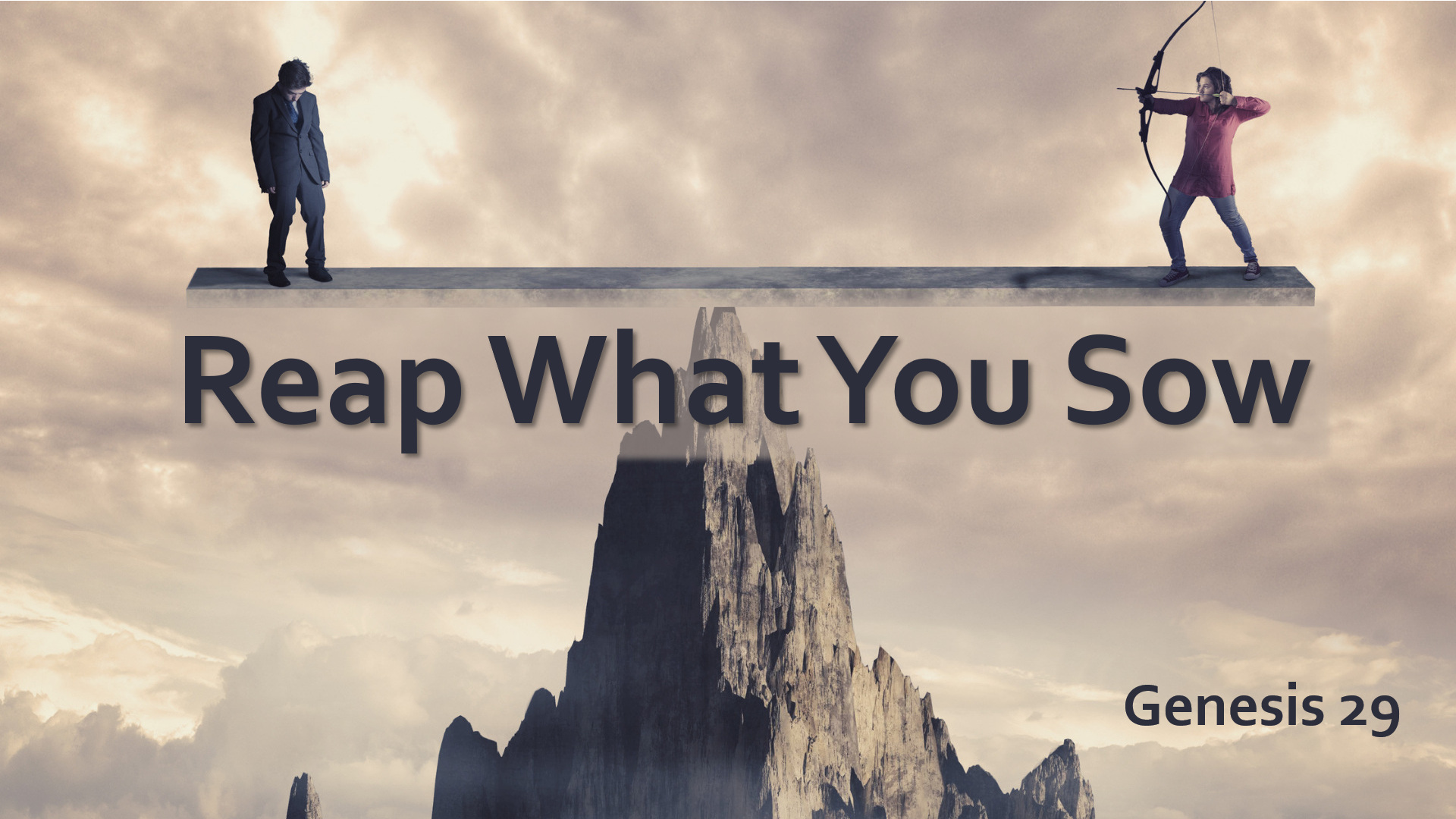 Reap What You Sow - Sunset Church of Christ in Springfield MO